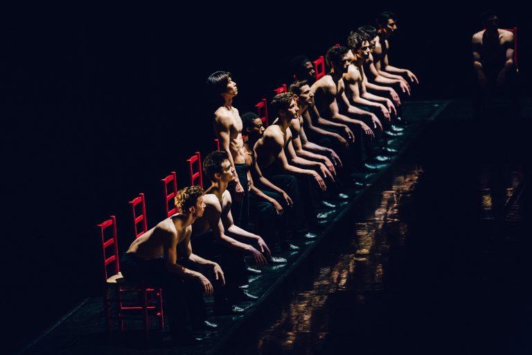 Bolero, Ballet Béjart, juin 2016, (c)Marc Ducrest