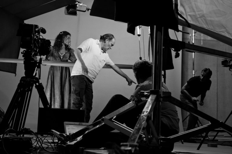 Making of Dixit ©BBL_Lionel Henriod