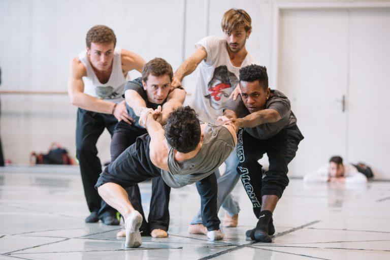 t 'M et variations… Rehearsal trailer