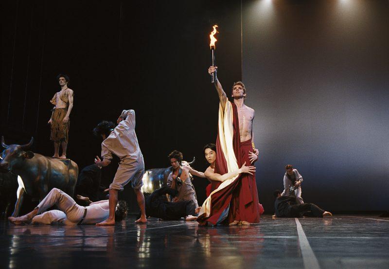Zarathoustra, le chant de la danse ©BBL_François Paolini