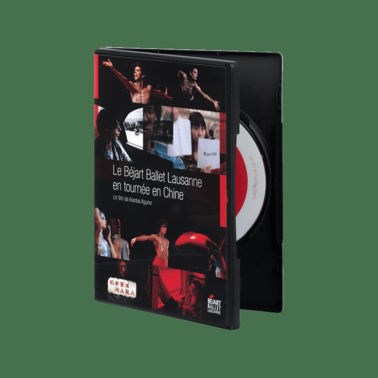 DVD_LeBéjartBalletLausanneEnTournéeEnChine