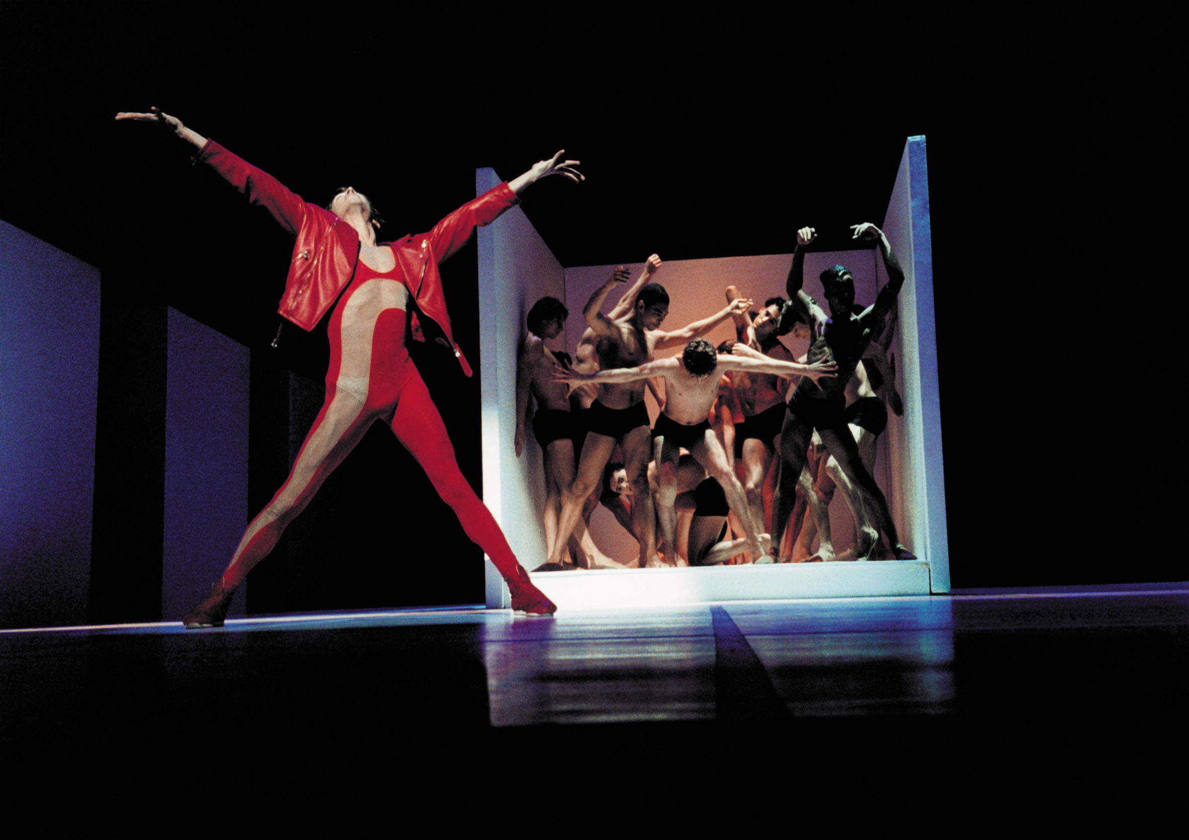 Ballet For Life Bejart Ballet Lausanne