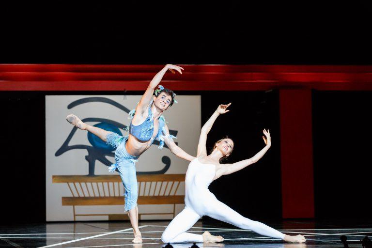 2017. Ballet Béjart Lausanne