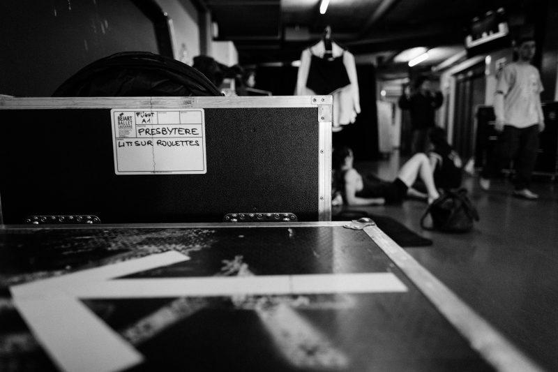 Souvenirs « backstage » du BBL au Montreux Jazz Festival ©BBL_Marc Ducrest